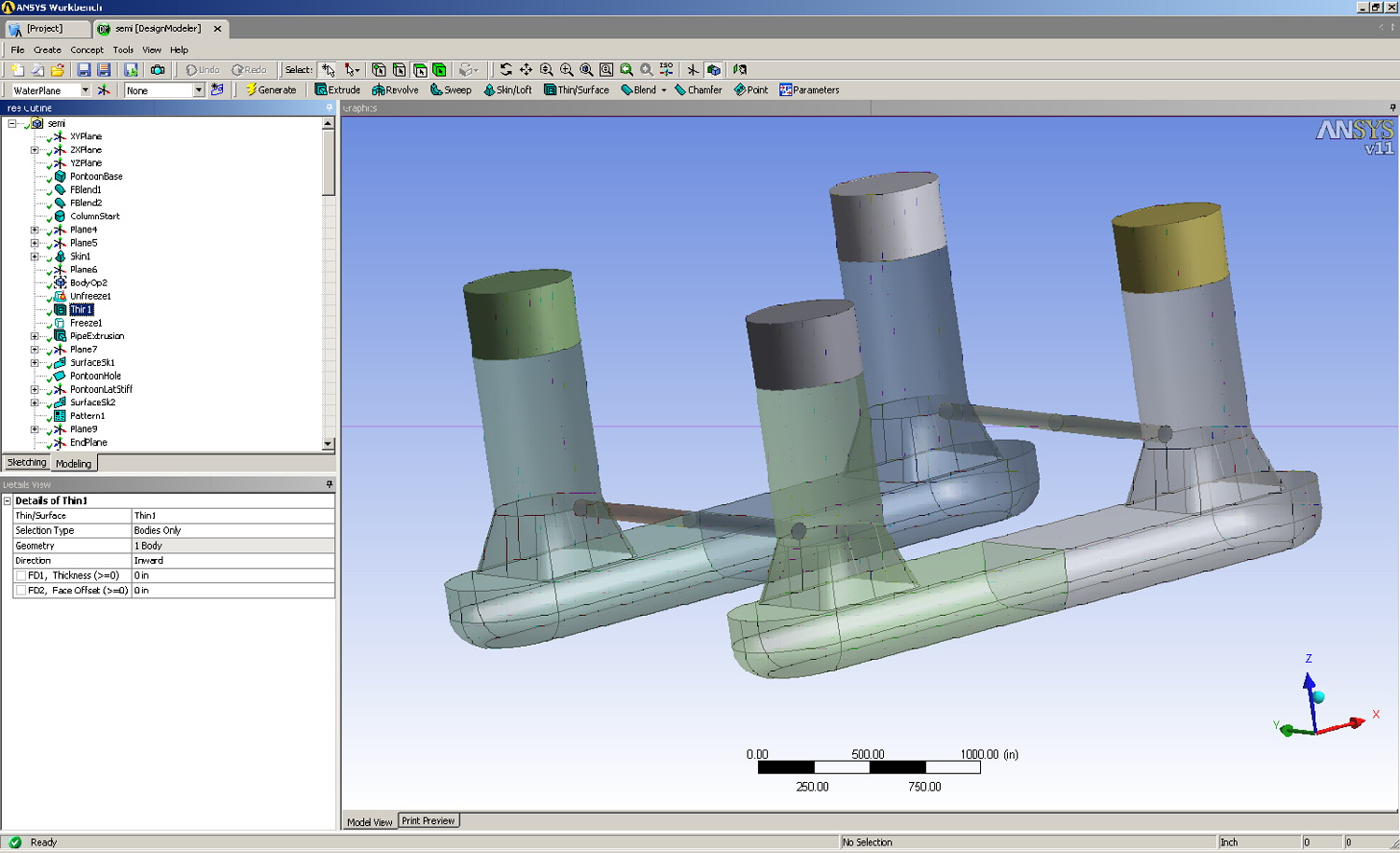 ANSYS DesignModeler download free version - Sights + Sounds