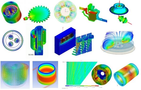 Бесплатно Ansys Maxwell 2D/3D И Rmxprt