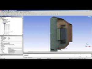 Embedded thumbnail for Междисциплинарный анализ электрической машины.