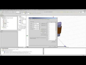 Embedded thumbnail for ANSYS Maxwell. Определение потерь в стали трансформатора.