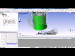 Embedded thumbnail for Динамический анализ поршневой группы в ANSYS Mechanical