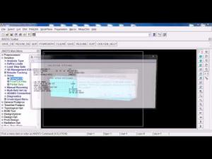 Embedded thumbnail for Проверка прочности ANSYS/CivilFEM 12.1