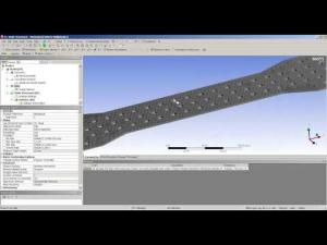 Embedded thumbnail for Моделирование микроэлектромеханического переключателя MEMS