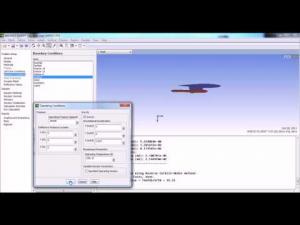 Embedded thumbnail for ANSYS FLUENT для 3D расчета сброса ракеты с крыла самолета
