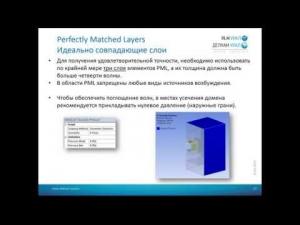 Embedded thumbnail for Запись вебинара: Анализ акустики в ANSYS Workbench