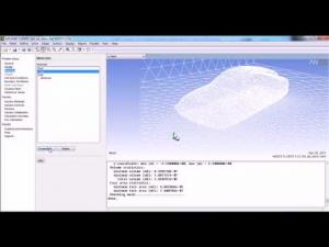 Embedded thumbnail for ANSYS FLUENT для моделирования широкополосного шума