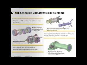 Embedded thumbnail for Знакомство с программным продуктом ANSYS AIM 16.2
