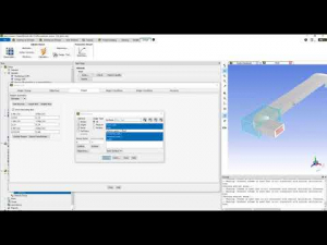 Embedded thumbnail for Оптимизация формы воздушного канала с использованием ANSYS Fluent Adjoint Solver - Часть 1