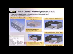 Embedded thumbnail for Вебинар (21.12.12). Инструменты контроля в ANSYS Meshing