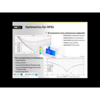 Embedded thumbnail for Optimetrics в ANSYS HFSS