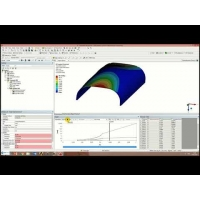 "Embedded thumbnail for Запись вебинара ""Возможности ANSYS Mechanical 2019 R1"""