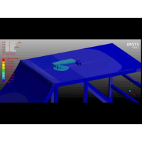 Embedded thumbnail for Ударные воздействия на рамную конструкцию